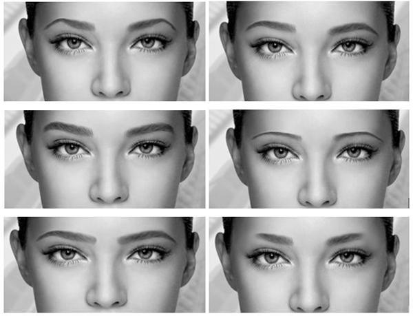 Yüzünüze Uygun Kaş Şekli Hangisidir
