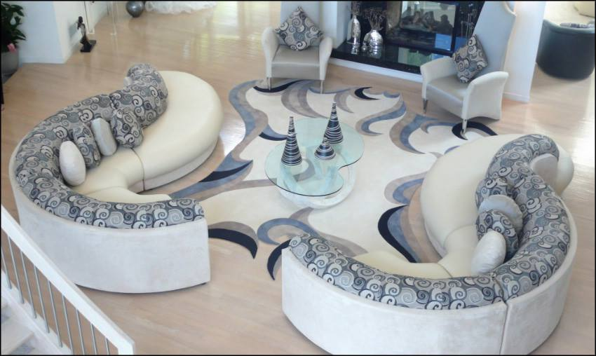 Değişik Tarz Oturma Odası Modelleri 183 Kadincasayfa Com