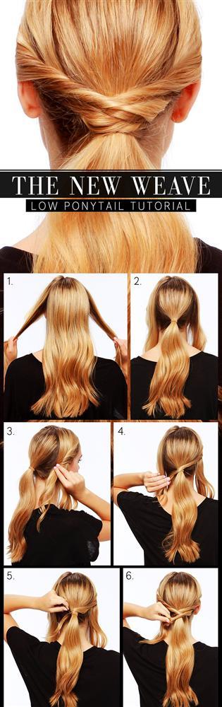 Modern saç tasarım