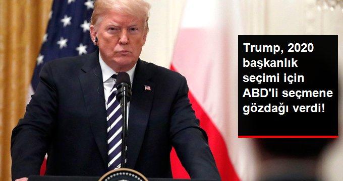 Trump'tan 2020 seçimi için dikkat çeken çıkış: Ekonomide görülmemiş bir çöküş yaşanır