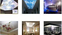 İç Mimarinin Yeni Trendi Manzaralı Gergi Tavanlar
