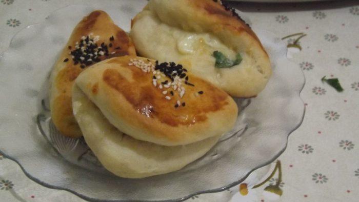 Peynirli-Zeytinli Yumuşak Poğaça Tarifi