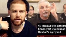 Şarkıcı Gökhan Özoğuz ve Hasan Kaçan arasındaki tartışma devam ediyor
