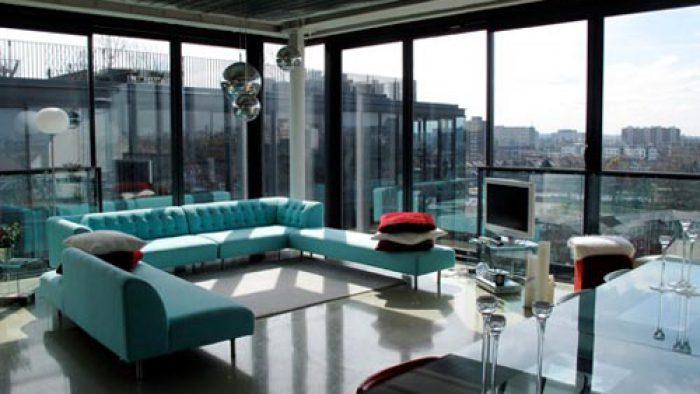 2011 Salon Mobilya Tasarımı