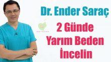 Dr. Ender Saraç'ın İki Günde Yarım Beden İncelten Diyet Programı