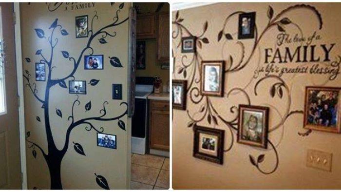 Dekoratif Duvar Stickerları