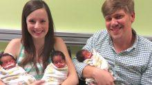 Anne Üç Siyahi Bebek Dünyaya Getirdi – Aileyi Görenler Gözlerine İnanamıyor
