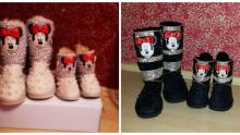 Anneler ve Minik Kızları İçin Harika Ayakkabı Kombin Örnekleri