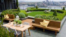 Dekoratif Teras Ve Bahçe Dekorasyonu Önerileri