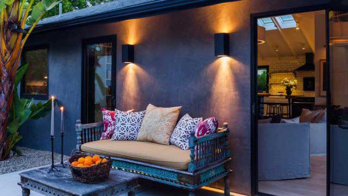 Bahçe Ve Balkonlar İçin Harika Aydınlatmalar