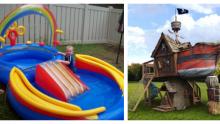 Çocuk Oyun Alanı Modelleri