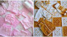 Bebek Battaniye ve Nevresim Takımları
