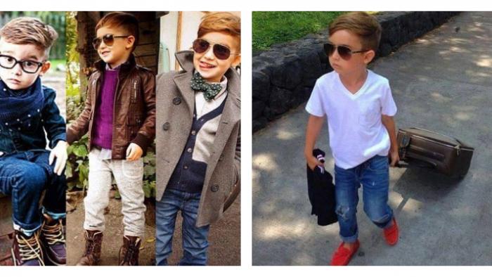 Erkek Çocuk Giyim Modası
