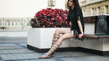 Yeni Sezonun Trendi Gladyatör Sandalet Ve Ayakkabı Modelleri