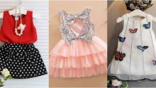 Bebek Ve Kız Çocuklar İçin Tütü  Kıyafetler