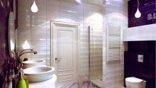 Ev Banyosunda Aydınlatma Noktaları