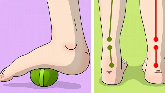 Ayak, Bacak ve Kalçanızda Ağrı Mı Var? Hemen Bu 5 Yöntemi Deneyin