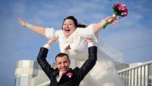 En Tuhaf Düğün Fotoğrafı
