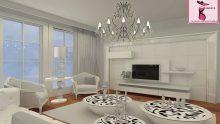 Alçak Tavanlı Evler İçin Dekorasyon Önerileri