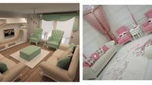 Küçük Salonlar İçin Dekor Fikirleri