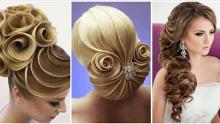 2016  Gelin Saçı Modelleri