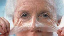 Kırışıklıklar ve Cilt Sarkması İçin Ev Yapımı Yüz Maskesi