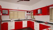 Kırmızı Mutfak Tasarımları