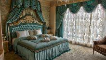 Klasik Yatak Örtüsü Modelleri