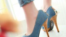 Kot Kumaş  Ayakkabı Modelleri