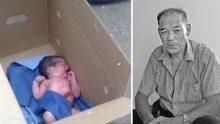 Kolide Bulduğu Bebeği Evlat Edindi – Herkes Dünyanın En Şefkatli Babasını Konuşuyor