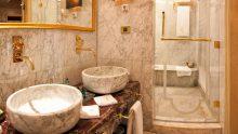 Dekorasyonda Yeni Trend Hamam Tarzı Banyo Dekorasyonu Modelleri