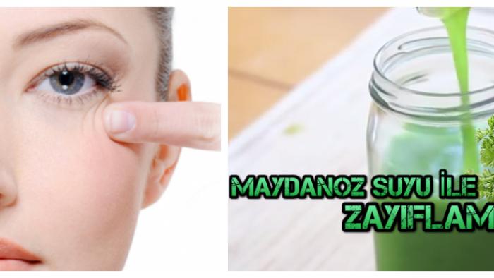 Maydanoz Ve Maydanoz Suyu