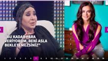 Nur Yerlitaş: Bu kadar para veriyorum, beni asla bekletemezsiniz