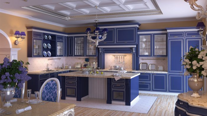 Mutfak  Dekorasyonu İçin Çok Şık Avize Modelleri