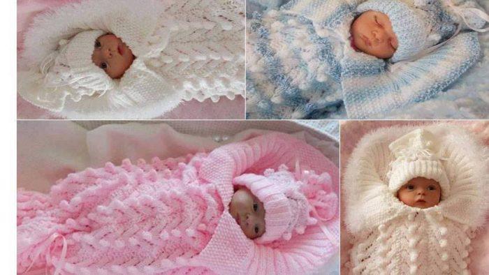 Bebek Battaniyeleri Örnekleri