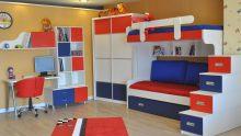 Erkek Çocuk Yatak Odası Modelleri