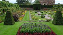 İngiliz Bahçesi Tasarımı