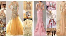 Gece Elbisesi Kombin Örnekleri