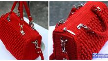 El Yapımı Çok Güzel Çanta Modelleri