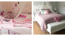 Klasik Tarz Çocuk Odası Modelleri