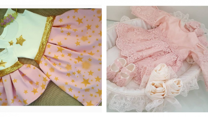 Çok Cici Bebek Mevlüt Kıyafetleri