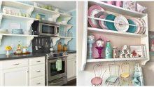 Mutfaklar İçin Harika Raf Modeli Seçimlerim