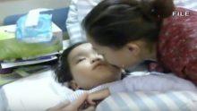 Ölüm Döşeğindeki Çocuk Annesinin Hayatını Böyle Kurtardı