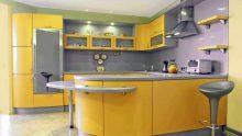 Oval Mutfak Tezgahları