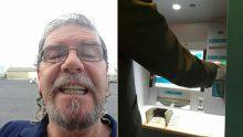 Para Çekmeye Çalışırken Bir Tuhaflık Farketti – Hemen Bankanın İçine Koşup Gerekeni Yaptı