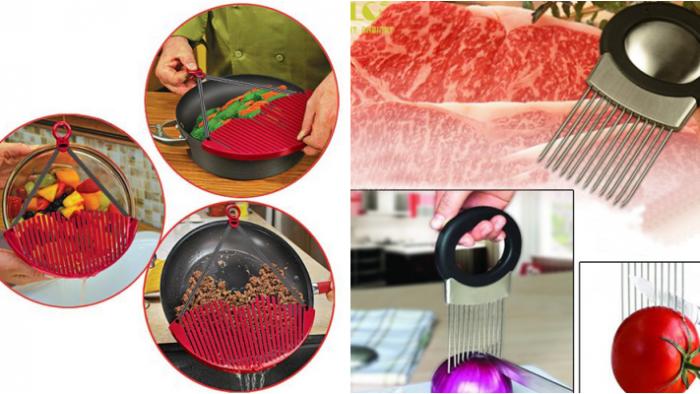 Kullanışlı ve Dekoratif Mutfak Gereçleri