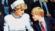 Prenses Diana 3 Yaşındaki Oğlu Henry Hastalanınca Bakın Ne Yapmış