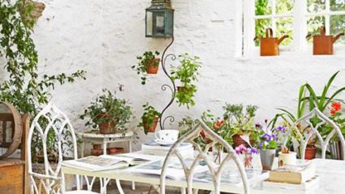 Dekoratif Bahçe Dizayn
