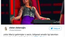 Yıldız Tilbe, O Ses Türkiye'ye katıldı, Twitter yıkıldı!