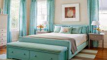 Yatak Odası Dekorasyonu İçin  Perde Önerileri